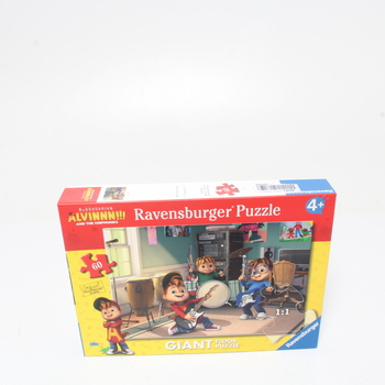 Puzzle Ravensburger 030729 Alvin 60 dílků