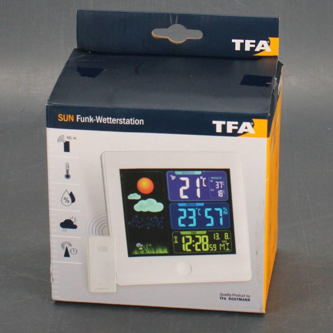 Meteostanice TFA Dostmann 35.1133.02