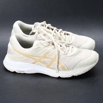 Sportovní boty Asics béžové