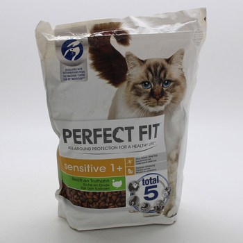 Granule pro kočky Perfect Fit Sensitive 1+