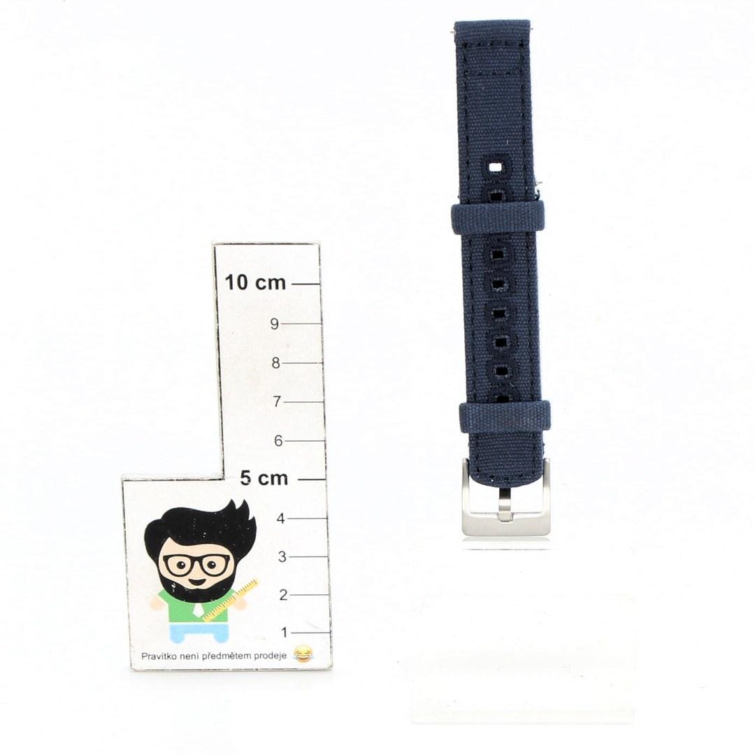 Řemínek k hodinkám Barton Canvas Watch Strap