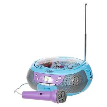 CD přehrávač Ekids FR 430 Disney Frozen