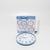 Nástěnné hodiny Orium modré 11679