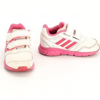 Dívčí tenisky Adidas růžové
