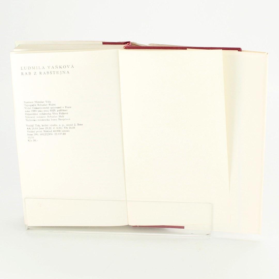 Kniha   Rab  z  Rabštejna