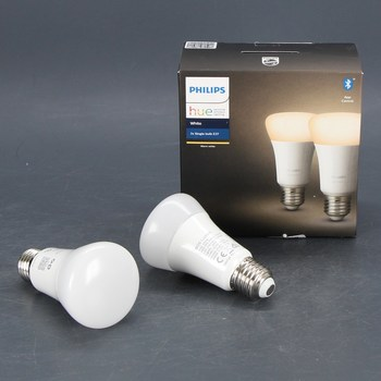 LED žárovky Philips Hue White Smart Bulb