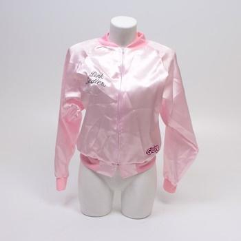 Dámský kostým Smiffys Bunda Grease Pink Lady