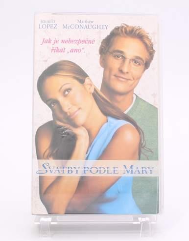 VHS Svatby podle Mary