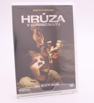 DVD Hrůza v Connecticutu