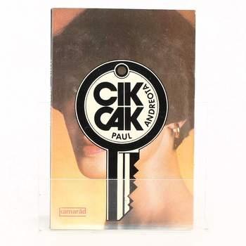 Brožura CIK CAK Paul Andreota