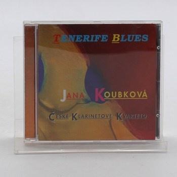CD Jana Koubková Tenerife Blues
