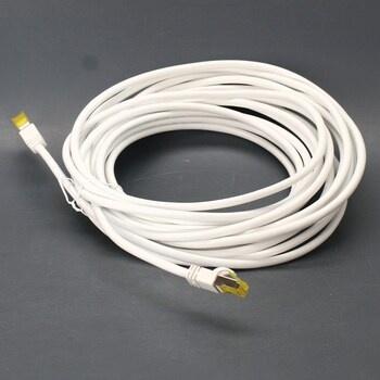 Ethernetový kabel bílý 2,5 m