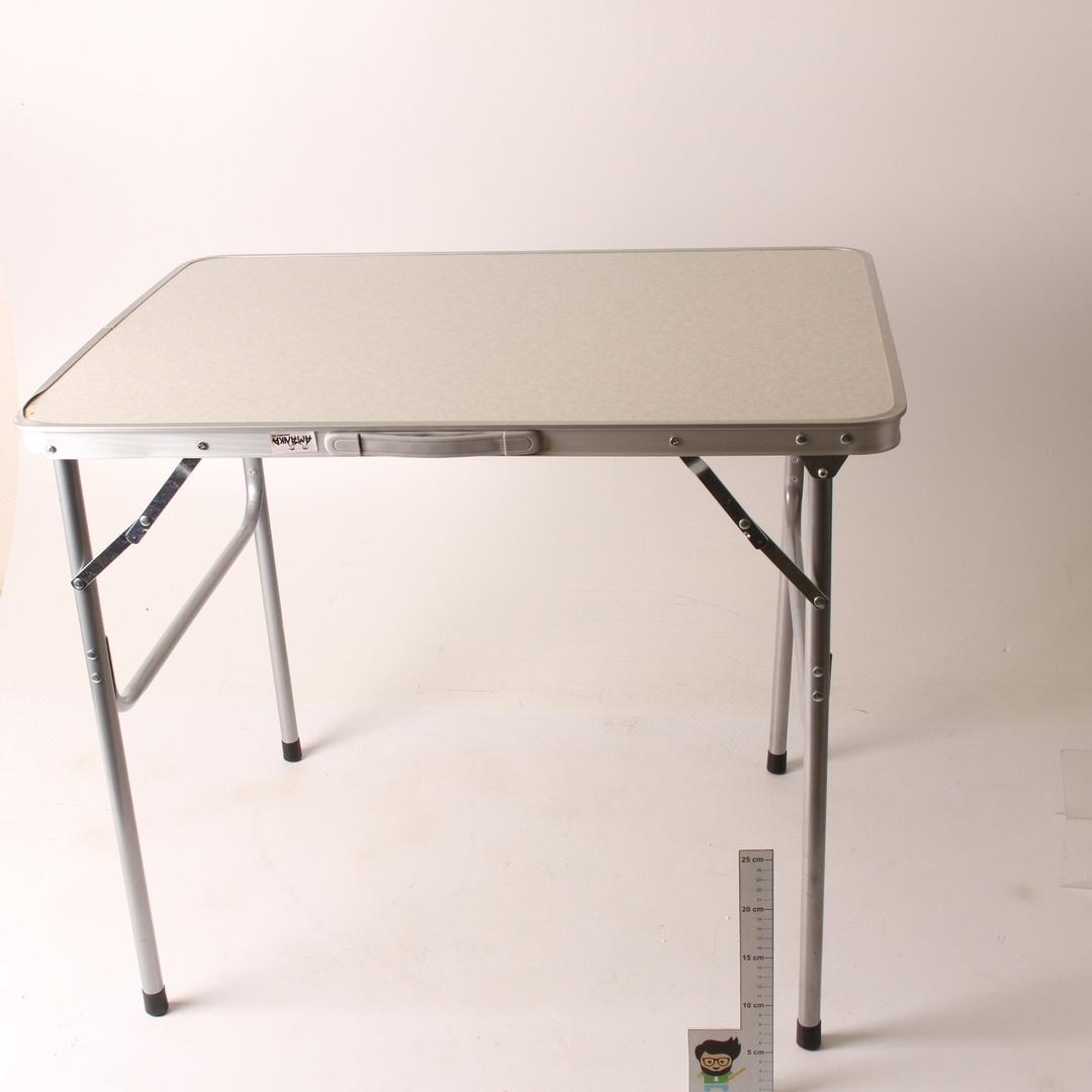 Campingový stůl Amanka skládací