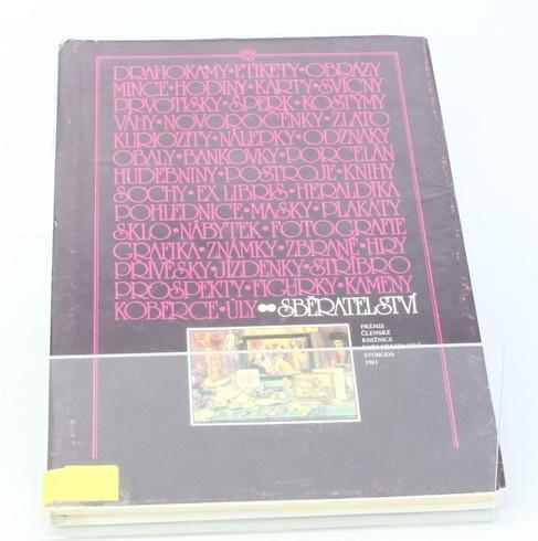 Kniha Sběratelství