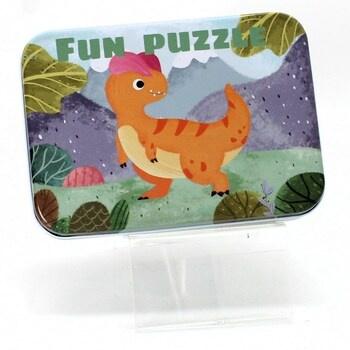 Puzzle pro nejmenší Tonze Dino