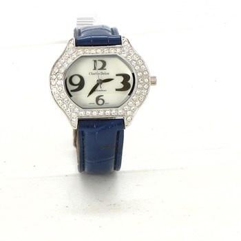 7c7a80df4cb Dámské hodinky Charles Delon Splendour modré