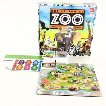 Desková hra Une Saison Au Zoo Lansay 75029