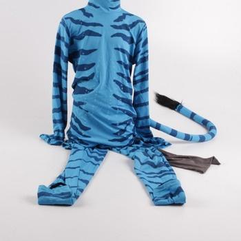Kostým Rubie's modré barvy, Avatar