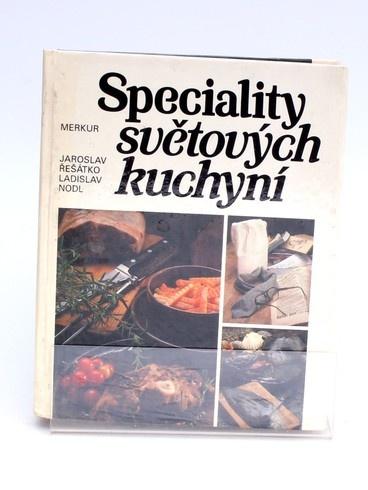 Speciality světových kuchyní, Řešátko, Nodl