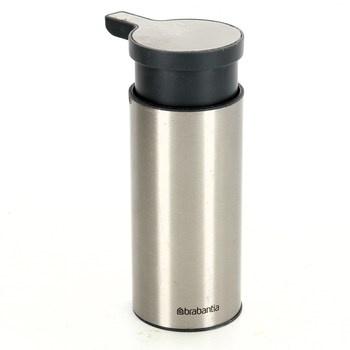 Stříbrný dávkovač mýdla Brabantia 481208