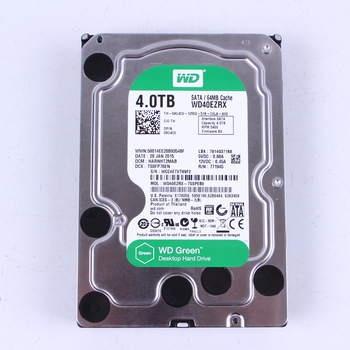 Pevný disk SATAIII WD WD40EZRX 4 TB, 5400 ot