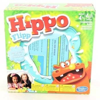 Společenská hra Hasbro Hippo Flipp