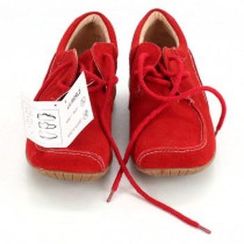 Dámská obuv Liliworld červená