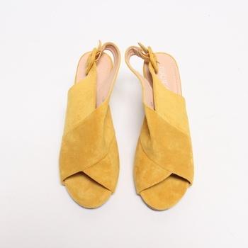 Dámské sandále CHC shoes Taille Yellow