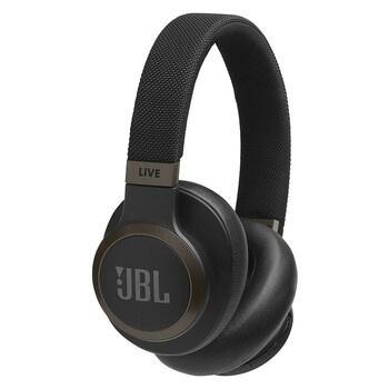 Bezdrátová sluchátka JBL LIVE 650BTNC