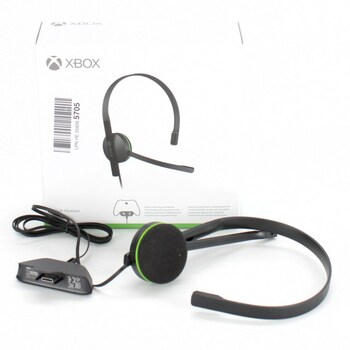 Kabelová sluchátka Microsoft