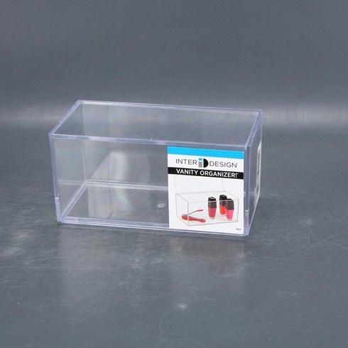 Plastový organizér InterDesign koupelnový