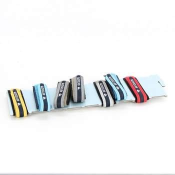 Stahovací pásky na suchý zip Quiksilver 7 ks