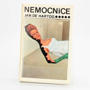 Kniha Jan de Hartog: Nemocnice