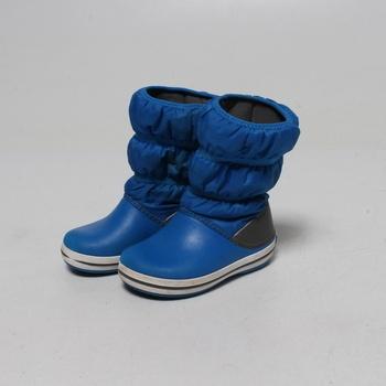Dětské zimní boty Crocs 206550-4JW