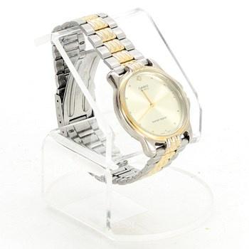 984f79147e2 Pánské hodinky Casio se zlatým pruhem