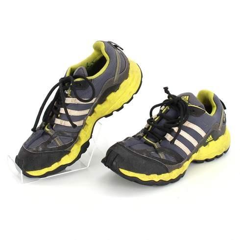 Dětské sportovní boty Adidas tmavé - bazar  8b27027a457