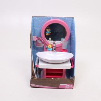 Umyvadlo se zrcadlem Baby Born 827093