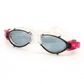 Plavecké brýle Arena Nimesis růžové