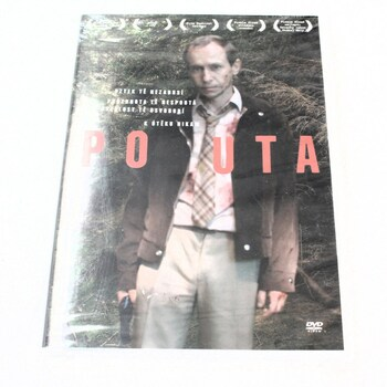 DVD film Pouta thriller 2009