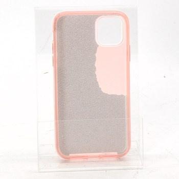 Silikonový obal pro Iphone 11 růžový