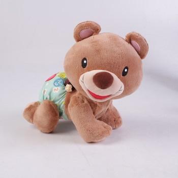 Plyšový medvídek Vtech baby