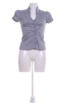 Dámská košile Tally Weijl šedé barvy