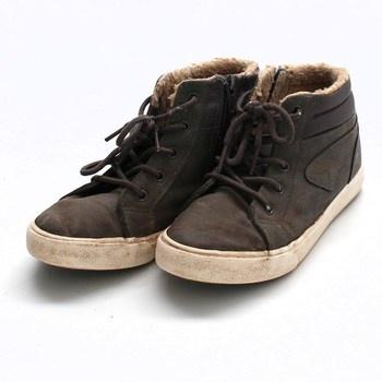 Dětské zimní boty KangaROOS