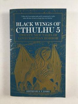Black Wings of Cthulhu 5