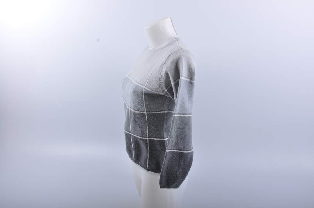Dámský svetr Jadekorse odstíny šedé