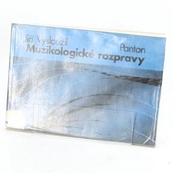 Jiří Vysloužil: Muzikologické rozpravy