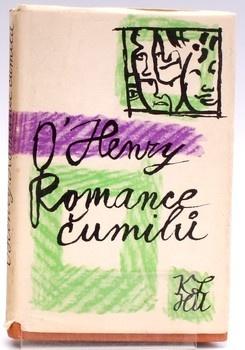 Kniha O. Henry: Romance čumilů