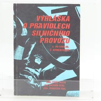 Kniha Pravidla silničního prov.