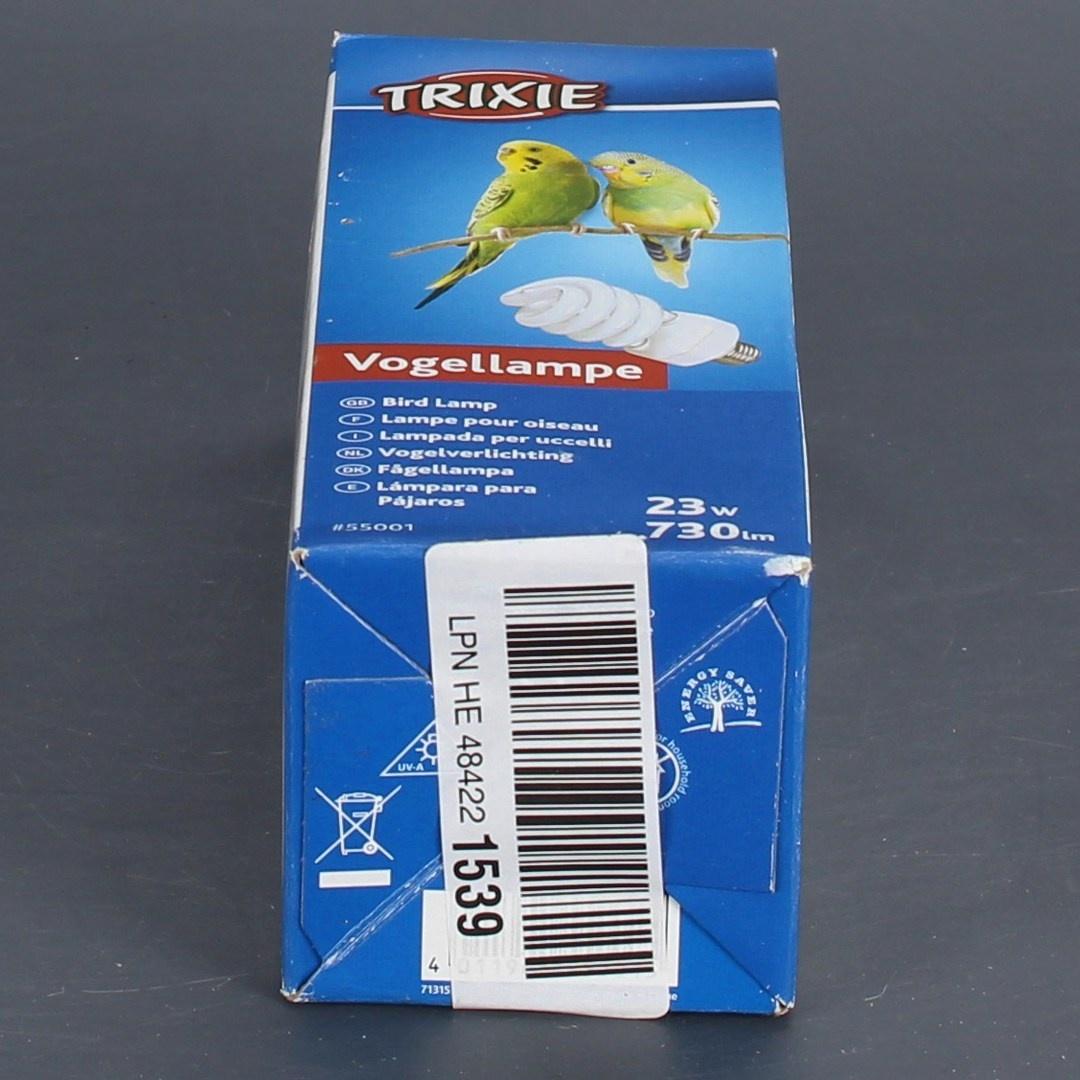 Ptačí lampa Trixie 55001 s UVA paprsky