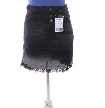 Dámská mini sukně Desigual černá